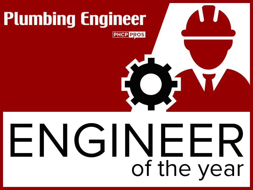 Plumbing Engineer Magazine Now Accepting Nominations for Engineer of the Year 2