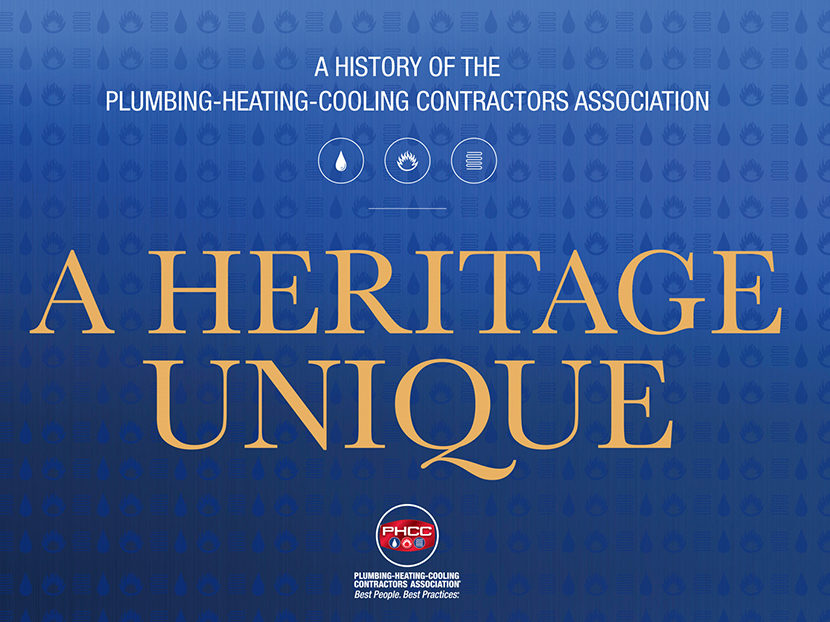 "PHCC Updates ""A Heritage Unique"" History Book"
