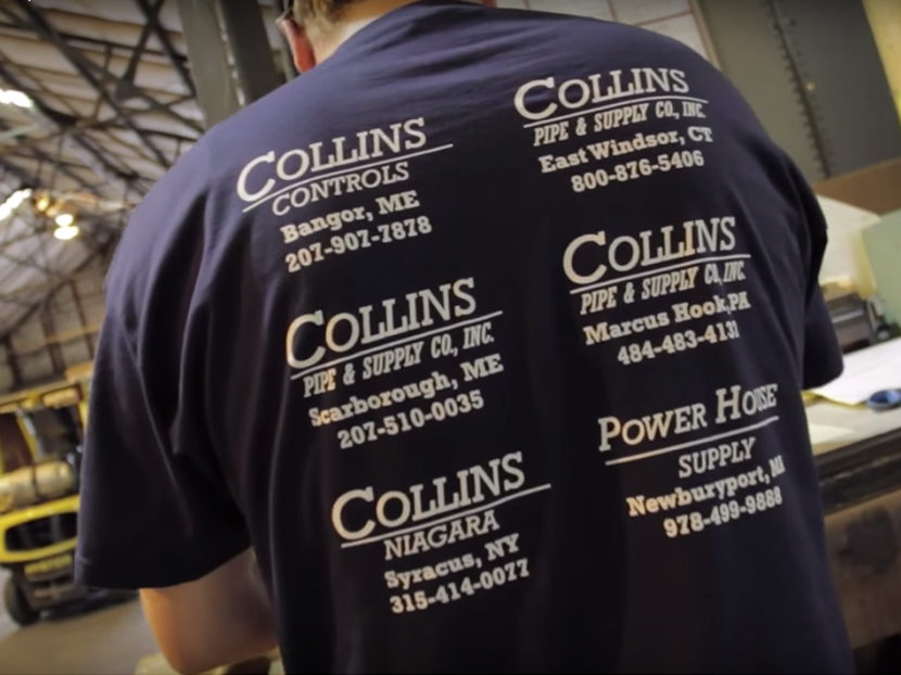 The Collins Companies Acquires International Valve and Instrument Corp.