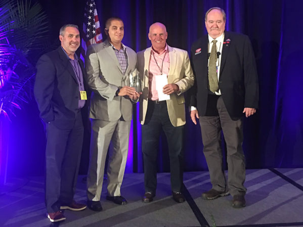 Todd and Ryan Kletz, Classic Air One Hour Heating & Air Conditioning, Named HVAC Contractor of the Year 2