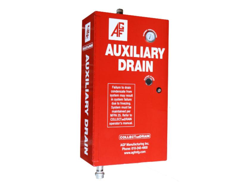 AGF Self-Maintaining Auxiliary Drain 2