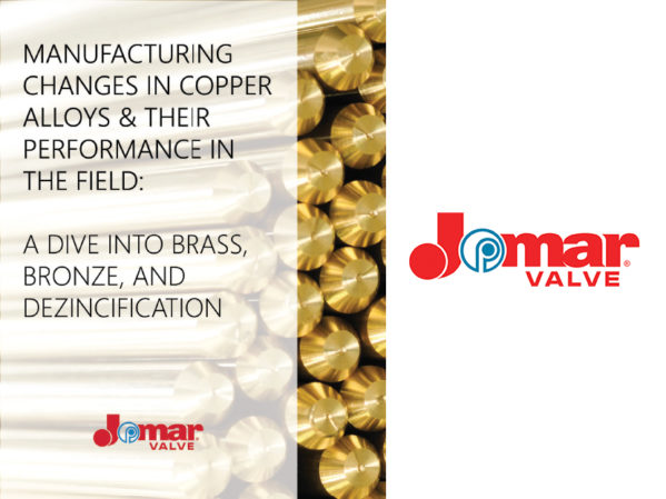 Manufacturing Changes in Copper Alloys and Their Performance in the Field: A Dive Into Brass, Bronze, and Dezincification