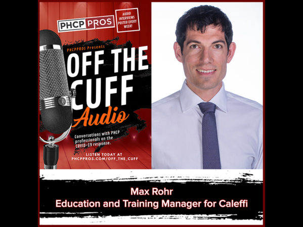 PHCPPros Off the Cuff: Max Rohr of Caleffi