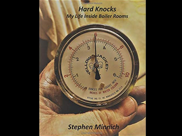 Phc news columnist stephen minnich publishes new book  22hard knocks my life inside boiler rooms22