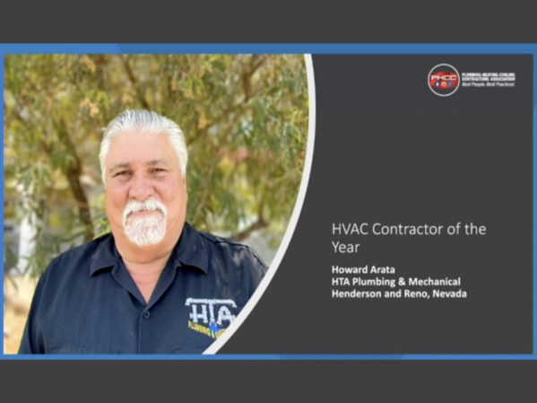 PHCC and Rheem Salute HVAC Contractor of the Year and Apprentice of the Year 1
