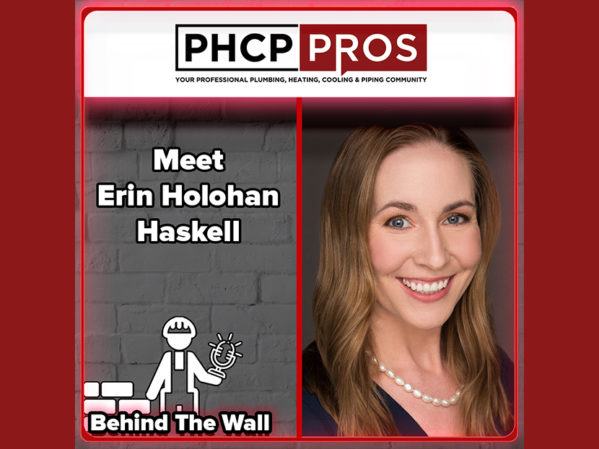 PHCPPros Behind the Wall Podcast: Meet Erin Holohan Haskell, President of HeatingHelp.com