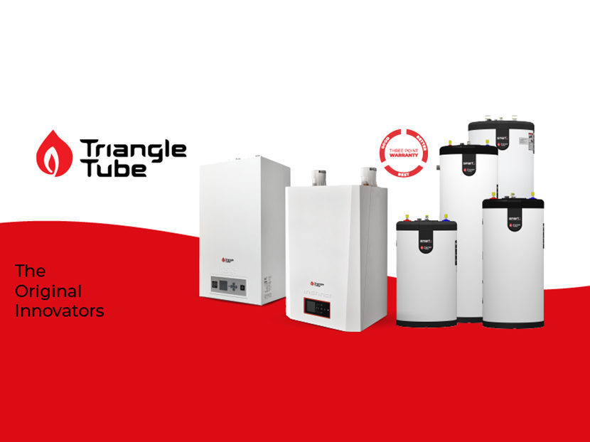 Triangle Tube Increases Sales Support