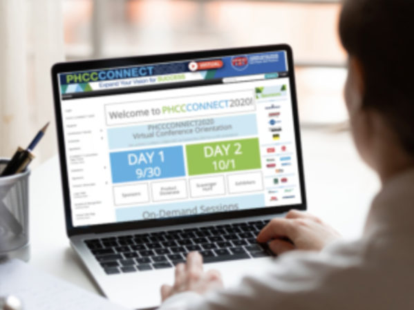 WPHCCCONNECT2020 Content Available Online 2