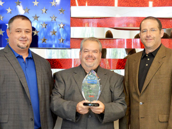 MCAA and CNA Recognize P1 Group for Top Safety Award 2