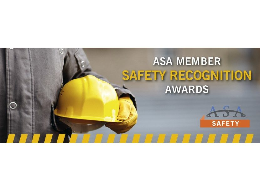ASA announces Winners of 2020 Safety Awards 2
