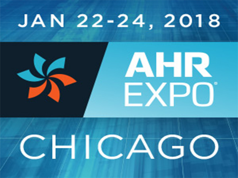 2018 Ahr Expo To Feature Hvacr Innovations Products And