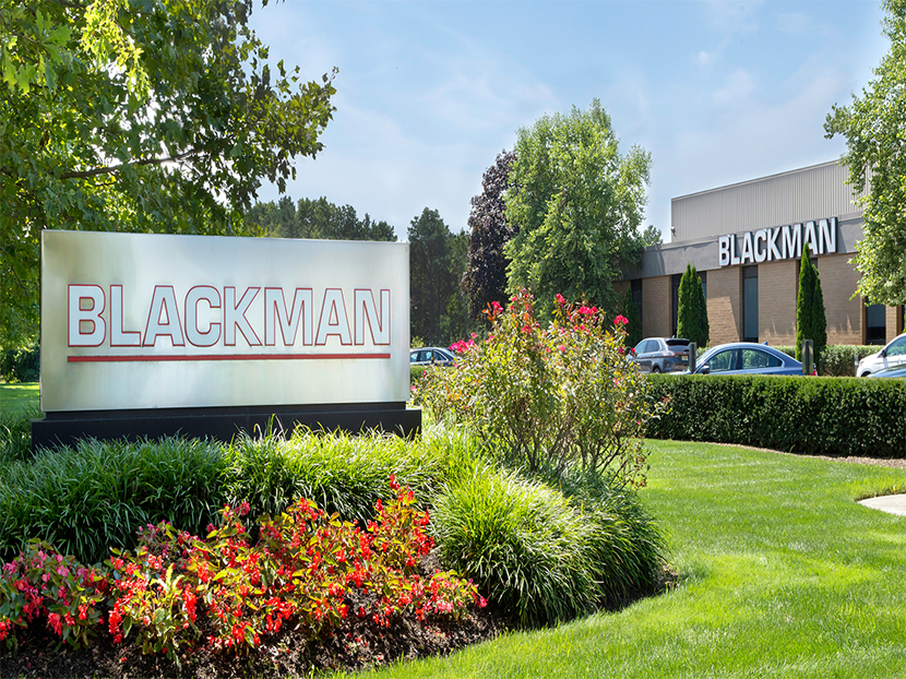 Blackman Managers Purchase Blackman Plumbing Supply Co. Inc.
