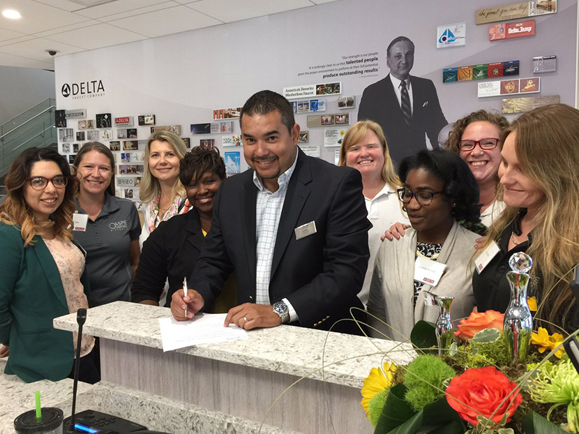 Delta Faucet Continues its Women of ASPE Sponsorship