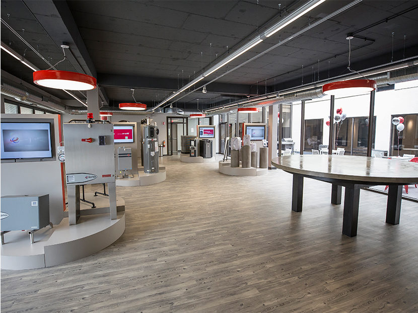 Eemax Opens New Innovation Learning Center