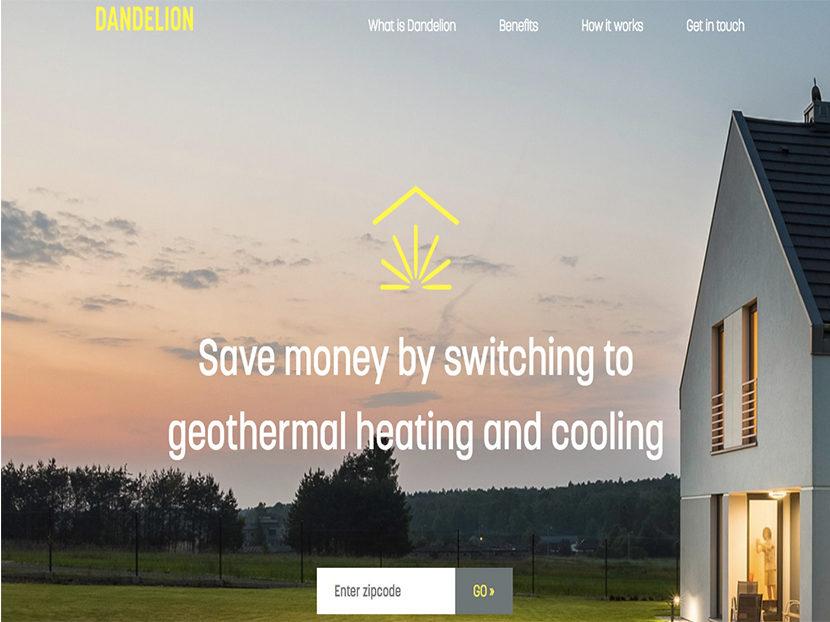 Google Geothermal Startup Announces Installer Partner