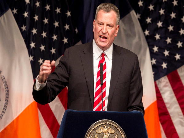 NYC Mayor Announces Mandates to Cut Carbon Emissions