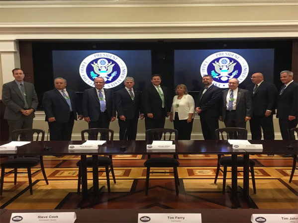 PHCC Leaders Meet with White House Staff to Address Labor Shortage