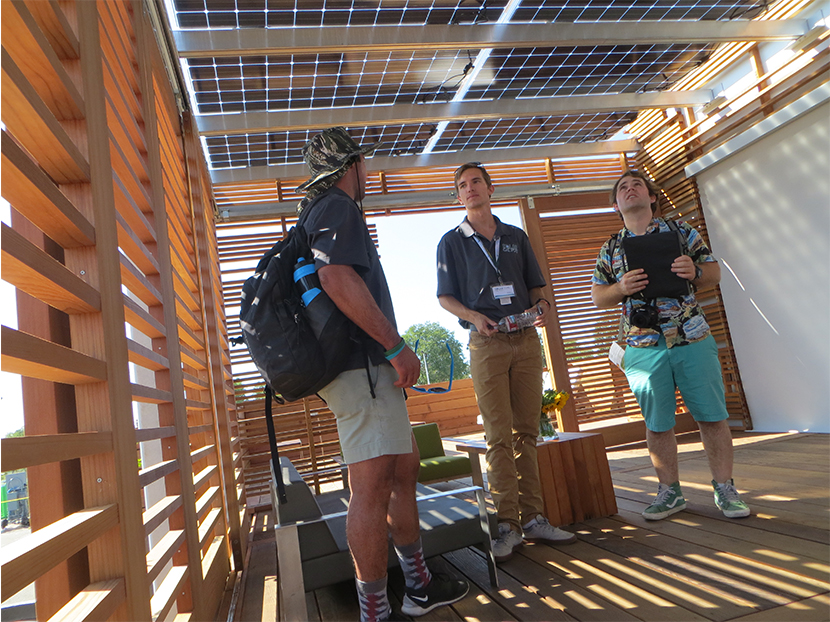 Solar Decathlon 2017 to Take Place Oct. 5-15 in Denver