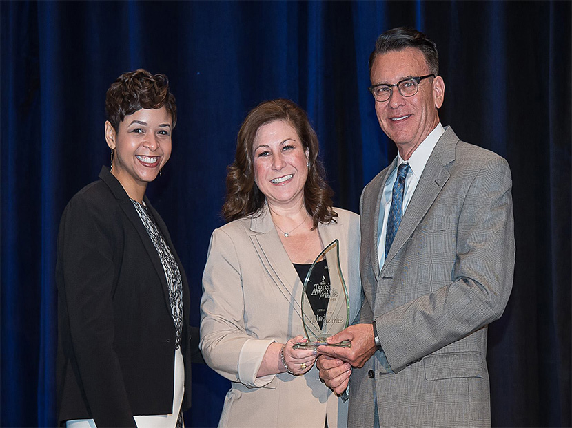 TDIndustries Wins Inaugural Ethics Award