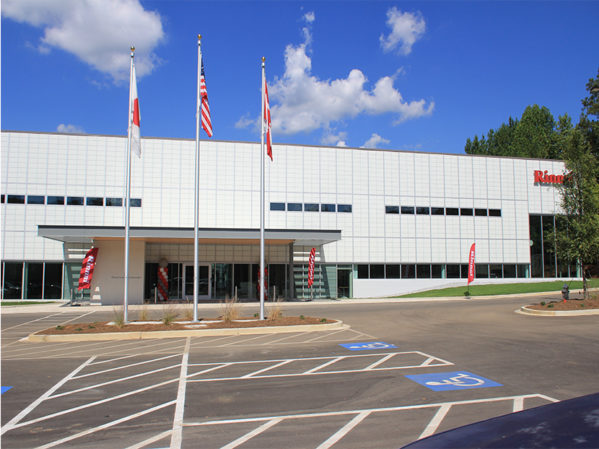 Rinnai America Holds Grand Opening and Dedication Of New North American Headquarters