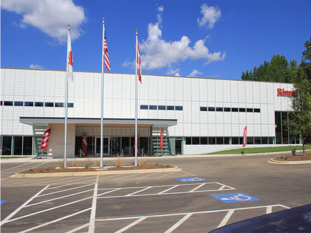 Rinnai-america-holds-grand-opening-and-dedication-of-new-north-american-headquarters