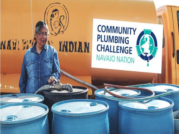 UA Members Donate to Navajo Nation Plumbing Challenge