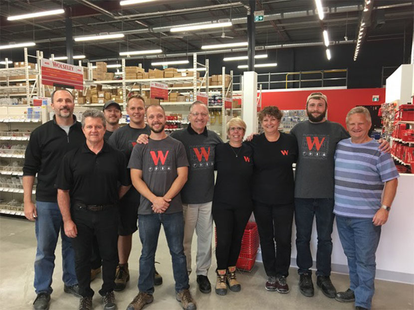 Wolseley Canada Opens New Ottawa Branch
