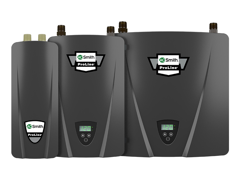 A. O. Smith ProLine Electric Tankless Series