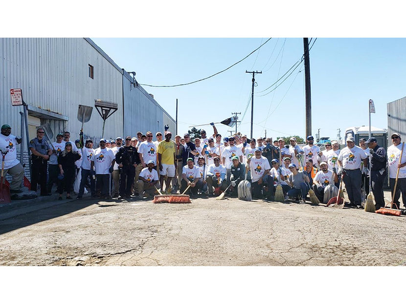 """AB&I Foundry Teams Up With Argent Materials for """"Battle for the Bay"""" Cleanup Day Challenge"""