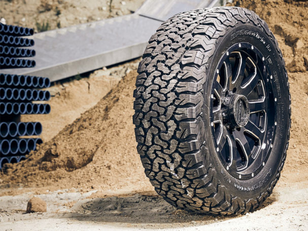 Bfgoodrich offers free tires to plumbers named mario 2