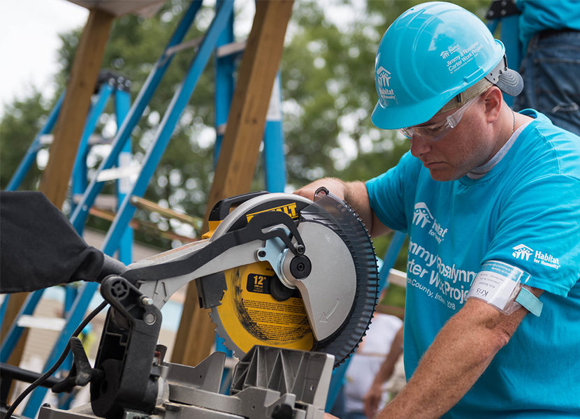 Carrier to Participate in Habitat for Humanity Carter Work Project for Second Consecutive Year