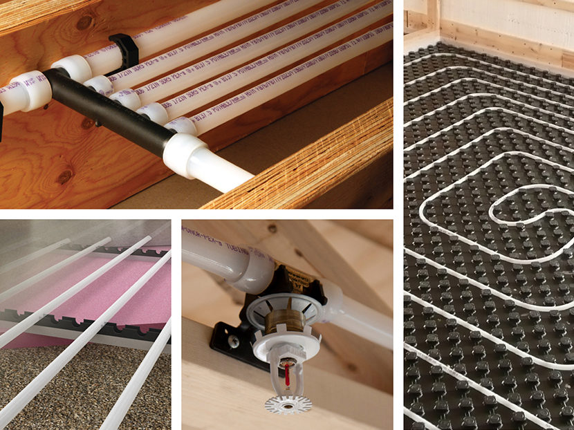 F.W. Webb Co. Adds Uponor PEX-a to Portfolio