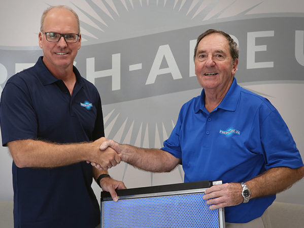 Fresh-Aire UV Acquires Electro-Breeze Manufacturing