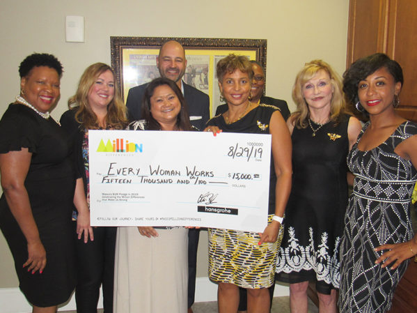 """Hansgrohe USA Supports Local Nonprofits Through """"Masco Million Differences"""" Campaign"""
