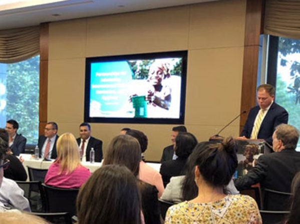 IAPMO, WaterAid and Millennium Water Alliance Team for WASH Partnership Event