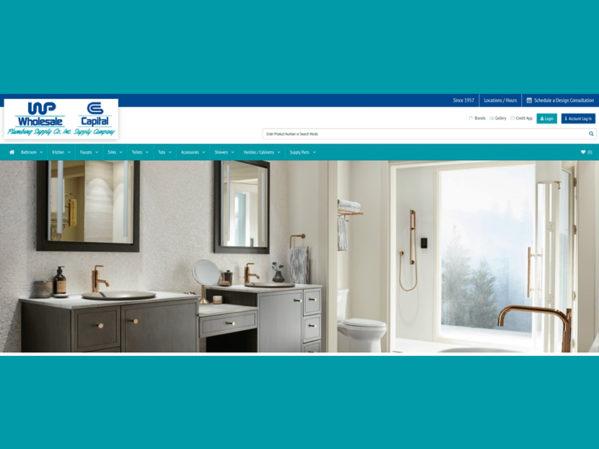 Premier Plumbing Studio Launches New Website Powered by MyPlumbingShowroom.com