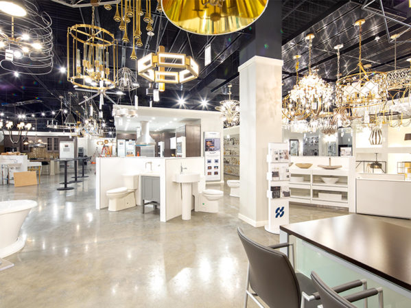 Stellar Completes New Ferguson Showroom, Counter and Warehouse