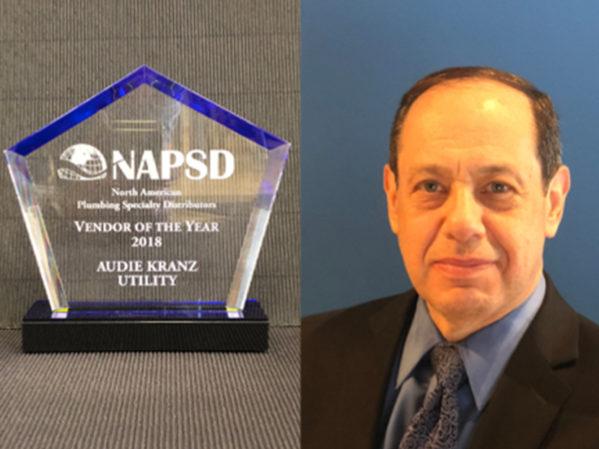 UTILITY Wins NAPSD John Mueller Memorial Vendor of the Year Award