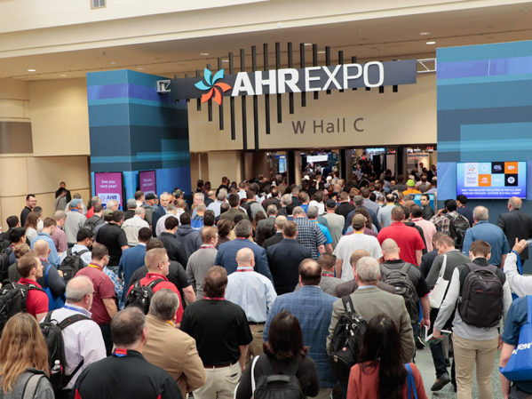 AHR Expo Releases Update for 2021 Show Planning
