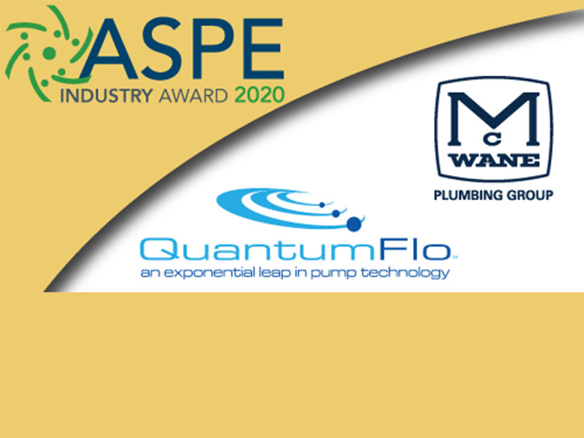ASPE Announces Recipients of 2020 Industry Award
