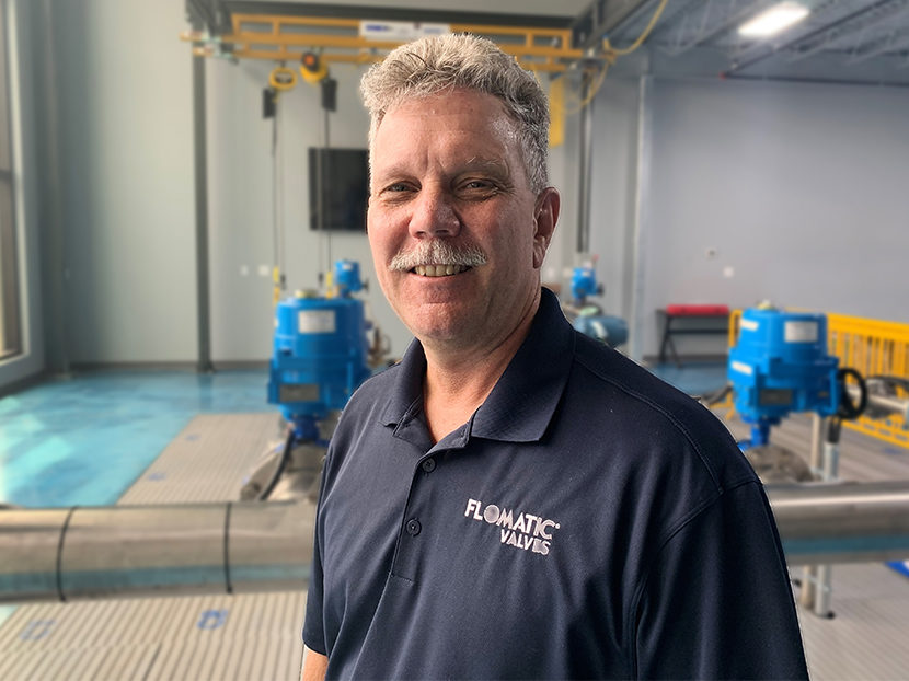 Flomatic Corp. Welcomes Raymond Smith II as New Inside Technical Sales Person