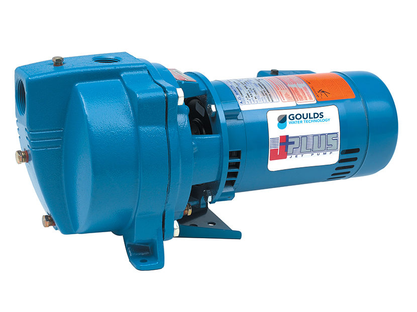 Goulds Water Technology Leads Industry with NSF Certification for Jet Pumps