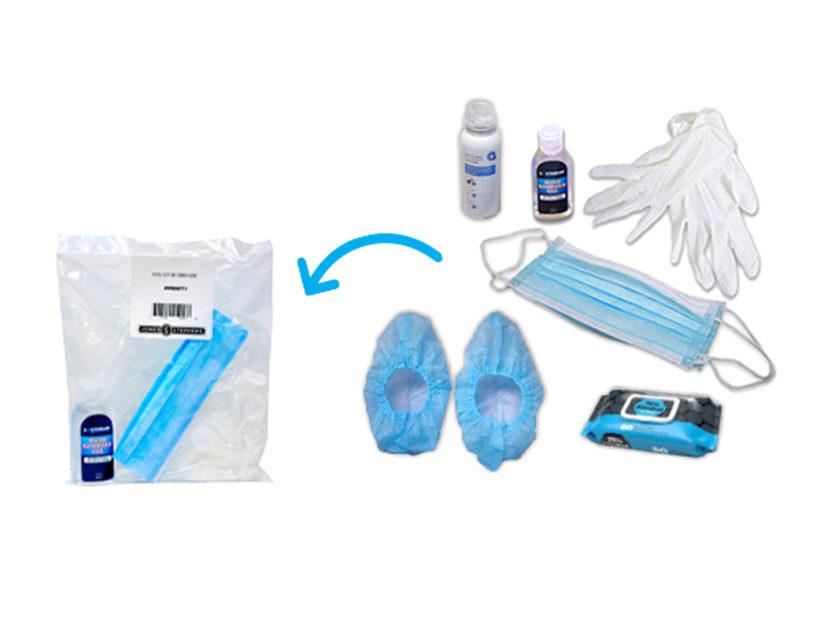Jones Stephens Offers PPE Kits