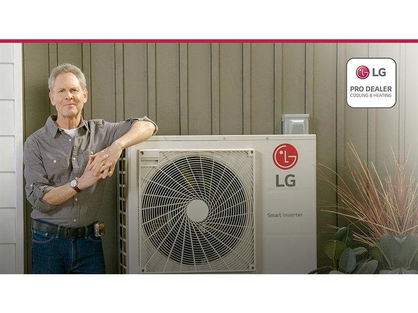 LG Launches HVAC Pro Dealer Program
