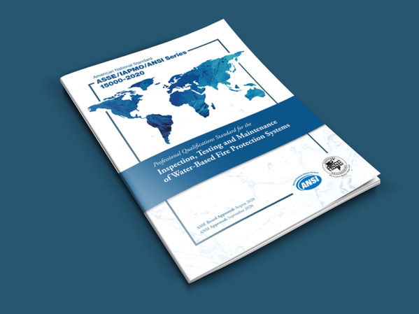 Revised ASSE/IAPMO/ANSI Series 15000 Now Available