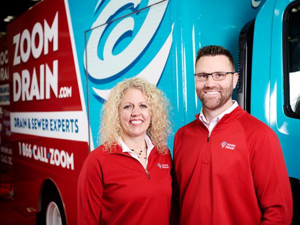 Utah Plumber's ZOOM DRAIN Franchise to Bring in $1.2 Million