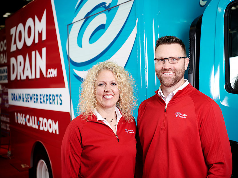 Utah Plumber's ZOOM DRAIN Franchise to Bring in $1.2 Million