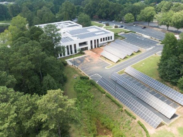 ASHRAE Global Headquarters Reaches 'Fully' Net-Zero-Energy Milestone