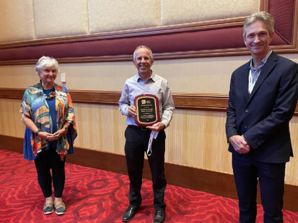 AWE Presents Inaugural Member of the Year Award to Southern Nevada Water Authority