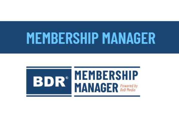 BDR Announces Launch of Membership Manager